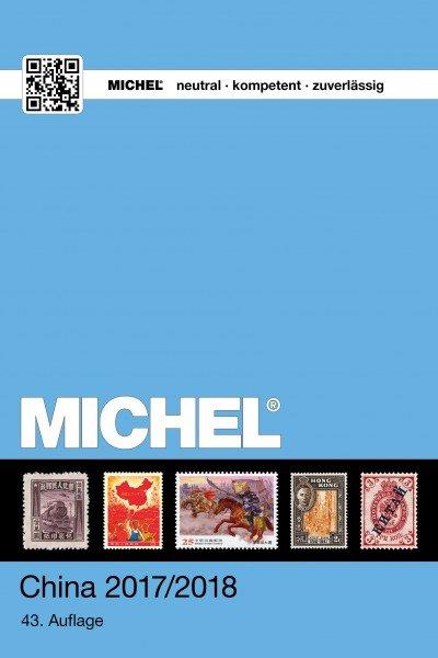 MICHEL U 9/1 China Stamp Catalog & Price Guide 2018